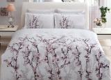 Постельное белье, Де люкс White Garden, Розовый